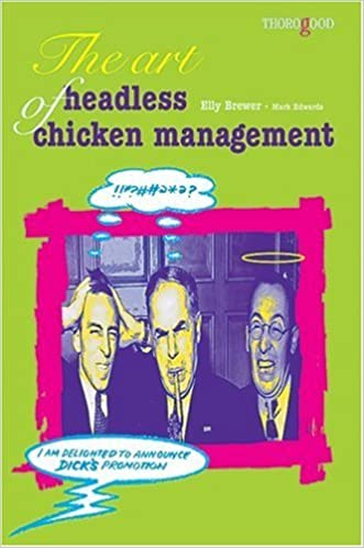Book The Art of Headless Chicken Management by Elly Brewer (1998-01-17)