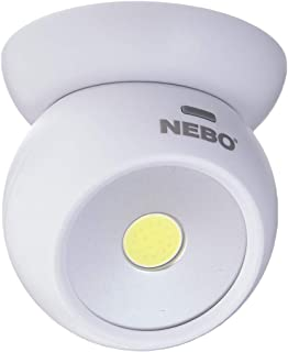 Nebo Tools 6690 Eye 220 Lumen 360 Degree Directional Area Light Magnetic Base with 3 Ways