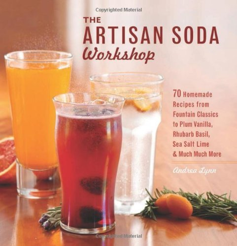 Read Online By Andrea Lynn - Artisan Soda Workshop (5.1.2012) pdf