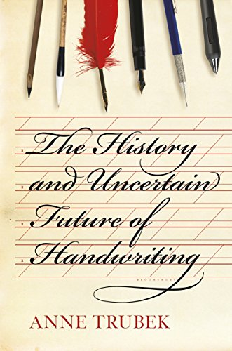 Download PDF The History and Uncertain Future of Handwriting
