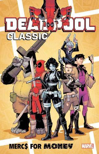 deadpool classic volume 1 - 8