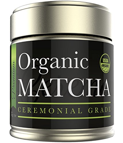 Matcha Green Tea Powder - Organic Ceremo - Bean Chocolate Lab Shopping Results