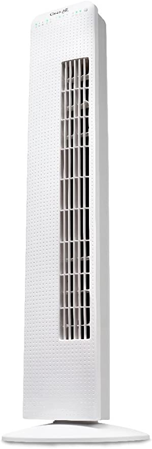 Fan Tower with IONIZER/CA-405 Clean A: Amazon.es: Hogar