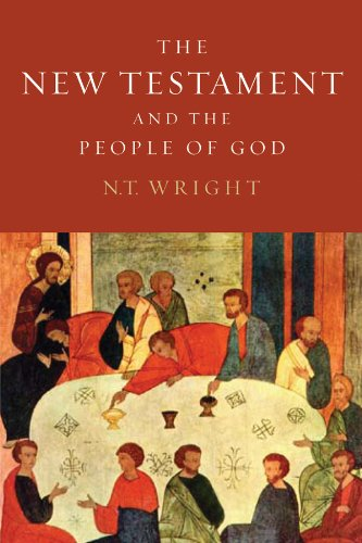 The New Testament and the People of God by Fortress Press