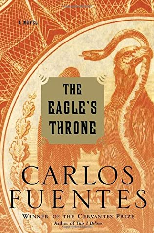 book cover of The Eagle\'s Throne