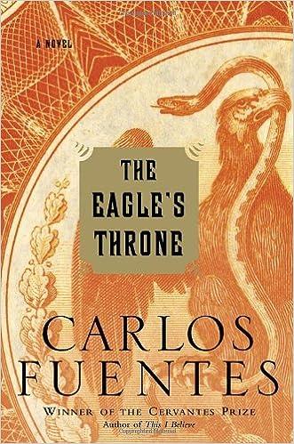 Descarga gratuita de libros electrónicos para iPad 2The Eagle's Throne: A Novel 1400062470 (Spanish Edition) ePub by Carlos Fuentes