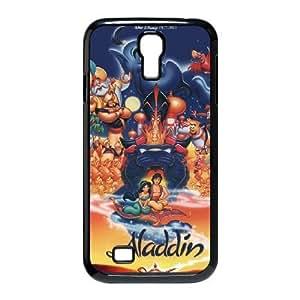 Samsung Galaxy S4 I9500 Phone Case Black Aladdin CXF335723