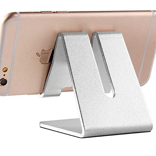 Desktop Cell Phone Stand Tablet Stand, Thickness Stand Holder for Mobile Phone and Tablet