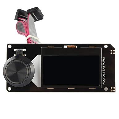 Amazon.com: BCZAMD Mini 12864 - Pantalla LCD para impresora ...