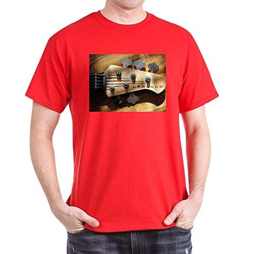 CafePress Lakland Bass Headstock - 100% Cotton T-Shirt -