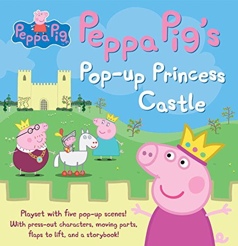 Princess Fairy Tale Set - Peppa Pig's Pop-up Princess Castle