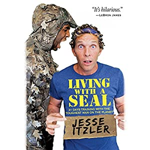 Living with a SEAL Audiobook