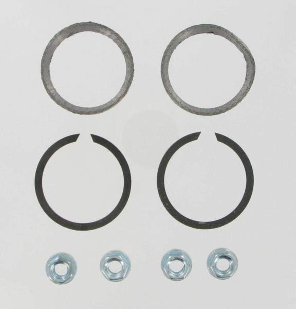 James Gasket Exhaust Port Gasket Kit - Graphite Wire Gaskets and Heavy-Duty Hex Nuts JGI-65324-83-KWG2 James Gaskets