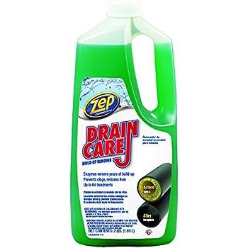 Amazon Com Zep Commercial Products Zldc648 Zep Drain Care