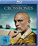 DVD : Crossbones (Season 1) - 2-Disc Set ( Cross bones - Season One ) [ Blu-Ray, Reg.A/B/C Import - Germany ]