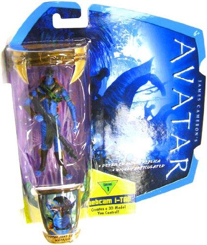 James Cameron's Avatar Movie 3 3/4 Inch Na'vi Action Figure Avatar Jake Sully...