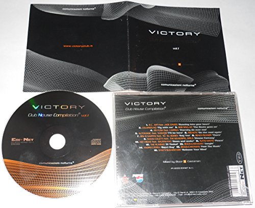Victory Club House Compilation Vol. 1 - Mix By Bozzi & Castaman