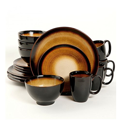 Gibson Elite Odelia 16 Piece Dinnerware Set