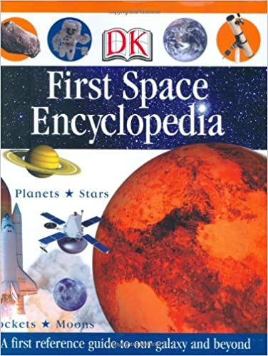 Image result for first space encyclopedia DK book