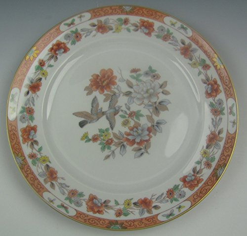Mottahedeh China MAGNOLIA AND BIRDS Dessert Plate(s) EXCELLENT