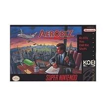 Aerobiz - Nintendo Super NES