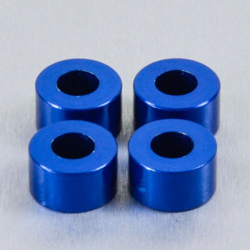 Aluminium Cup Washer M5 Blue by Pro-Bolt (Image #1)
