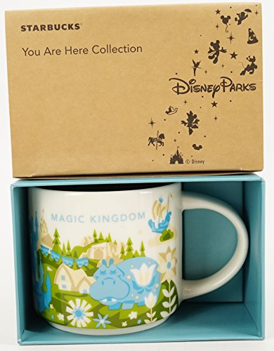 Disney's Magic Kingdom V2 2017 Version You Are Here Starbuck