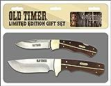 Schrade Old Timer Limited Gift Set