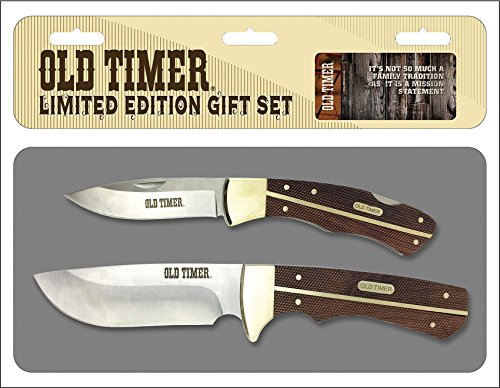 Schrade Old Timer Limited Gift Set