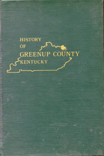 History of Greenup County, Kentucky