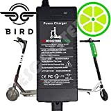 Lime Scooter Power Charger - Portable Xiaomi Mijia M365 Electric Scooter Battery Charger Ninebot ES1 ES2 ES4