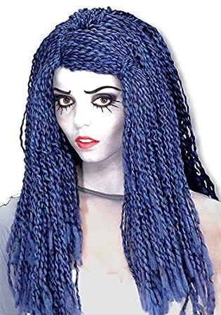 Corpse Bride peluca