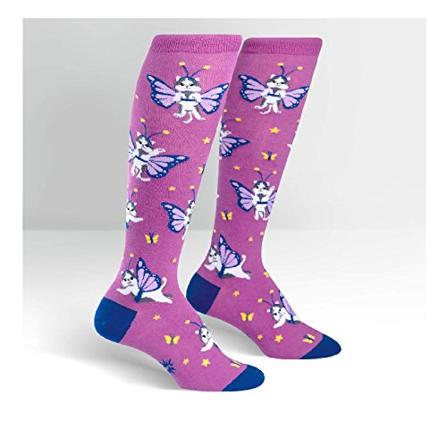 Sock It To Me, Knee High Funky: Catterfly