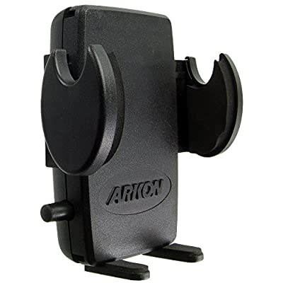 Arkon Mega Grip Universal Phone Holder for iPhone X 8 7 6S Plus iPhone 8 7 6S Galaxy Note Retail Black