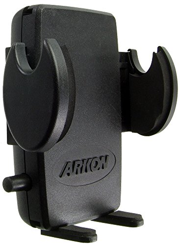 Arkon Mega Grip Universal Phone Holder for iPhone X 8 7 6S Plus iPhone 8 7 6S Galaxy Note Retail ()