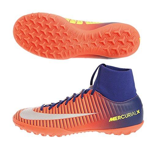 Scarpe calcetto uomo Nike Mercurialx Victory DF TF