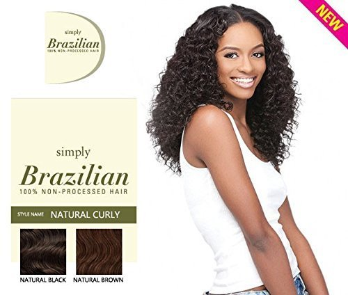 Outre Brazilian Non Processed NATURAL Natural product image