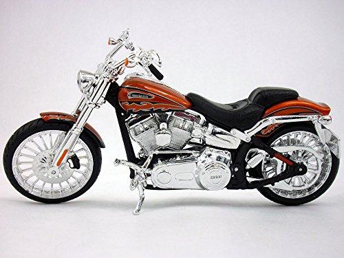 Harley Davidson 2014 CVO Breakout 1/12 Scale Motorcycle Model