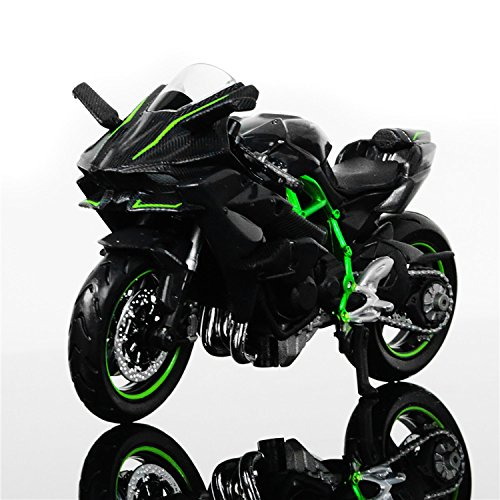 Mini Race Tires - M.E.R.A. Scale Motorcycle,vehicle Toy Gift, 1:18th Plastic Moto Vehicles Model Toy Children Gift, Delicate Gift or Toy/Colllection/For Children,Race Cars Mini Motorcycle Vehicle Models Office,Age 8+