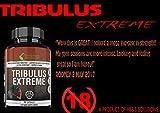 TRIBULUS-EXTREME-Testosterone-Booster-With-Natural-Estrogen-Blocker-45-Steroidal-Saponins–Libido-Booster–Strength–Stamina–Aphrodisiac-For-Men-Women-Tribulus-Terrestris-Organic