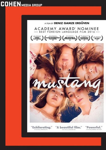 DVD : Mustang (Widescreen, Dolby, )