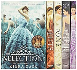Pack: Kiera Cass: The Complete Series (The Selection)