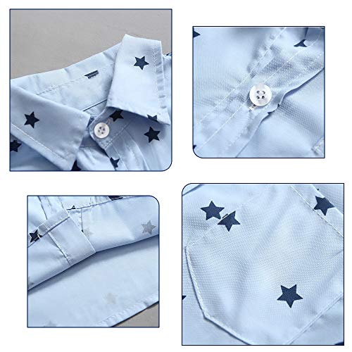 5313f68068384 Yilaku Baby Boys Clothes Sets Bow Ties Shirts + Suspenders Pants Toddler  Boy Gentleman Outfits Suits