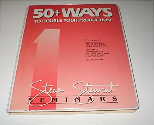 Download online 50+ Ways to Double Your Production: 12 Cassette Tapes and 2 Booklets in 2 Cases PDF, azw (Kindle), ePub, doc, mobi