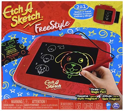 Etch A Sketch EAS Ack Freestyle ECMX GML