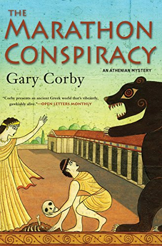 The Marathon Conspiracy (The Athenian Mysteries Book 4)