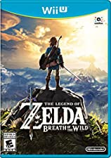The Legend of Zelda: Breath of the Wild - Wii U Standard Edition