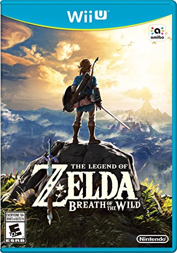 The Legend of Zelda: Breath of the Wild - Wii - Outlet Legends