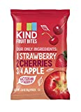 #10: Pressed by KIND Fruit Bites Fruit Snacks, Strawberry Cherry Apple, 0.6 Ounce