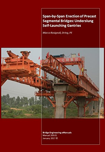 Span-by-Span Erection of Precast Segmental Bridges: Underslung Self